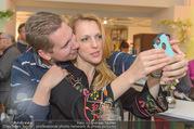 Leiner Trend Salon - Leiner - Mi 11.10.2017 - Clemens TRISCHLER, Natalie ALISON machen Selfie28