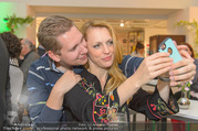 Leiner Trend Salon - Leiner - Mi 11.10.2017 - Clemens TRISCHLER, Natalie ALISON machen Selfie29
