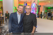 Leiner Trend Salon - Leiner - Mi 11.10.2017 - Gunnar GEORGE, J�rgen Christian H�RL52