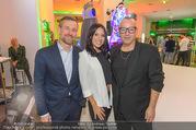 Leiner Trend Salon - Leiner - Mi 11.10.2017 - Caroline KREUZBERGER, J�rgen Christian H�RL, Gunnar GEORGE53