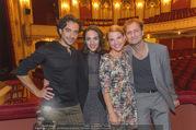 Premiere Der Gott des Gemetzels - Stadttheater Berndorf - Do 12.10.2017 - Stefano BERNARDIN, Maddalena HIRSCHAL, Kristina SPRENGER, Alexan9