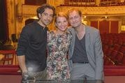 Premiere Der Gott des Gemetzels - Stadttheater Berndorf - Do 12.10.2017 - Stefano BERNARDIN, Kristina SPRENGER, Alexander JAGSCH12
