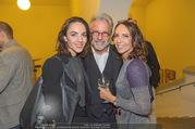 Premiere Der Gott des Gemetzels - Stadttheater Berndorf - Do 12.10.2017 - Familie Adi und Ela HIRSCHAL mit Tochter Noemi-Maddalena31