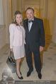 Richard Lugner 85er - Stadtpalais Liechtenstein - Sa 14.10.2017 - Richard LUGNER mit Andrea (vom Badesee)5