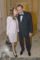 Richard Lugner 85er - Stadtpalais Liechtenstein - Sa 14.10.2017 - Richard LUGNER mit Andrea (vom Badesee)7