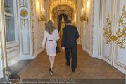 Richard Lugner 85er - Stadtpalais Liechtenstein - Sa 14.10.2017 - Richard LUGNER mit Andrea (vom Badesee)19