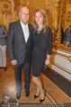 Richard Lugner 85er - Stadtpalais Liechtenstein - Sa 14.10.2017 - Frank HENSEL mit Begleitung (Angela?)63