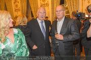 Richard Lugner 85er - Stadtpalais Liechtenstein - Sa 14.10.2017 - Frank HENSEL, Veit SCHALLE66
