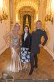 Richard Lugner 85er - Stadtpalais Liechtenstein - Sa 14.10.2017 - Anastasia W�LLENWEBER (SOKOL, Katzi), Sonja SCH�NANGER (K�fer71