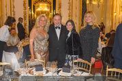 Richard Lugner 85er - Stadtpalais Liechtenstein - Sa 14.10.2017 - Anastasia W�LLENWEBER, Sonja SCH�NANGER, Daniela KENNEDY, Rich74