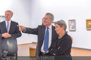 10 Jahre Sammlung Batliner - Albertina - Di 17.10.2017 - Heinz und Margit FISCHER12