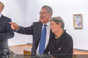 10 Jahre Sammlung Batliner - Albertina - Di 17.10.2017 - Heinz und Margit FISCHER13