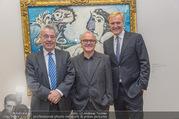 10 Jahre Sammlung Batliner - Albertina - Di 17.10.2017 - Heinz FISCHER, Michael K�HLMEIER, Klaus Albrecht SCHR�DER18