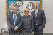 10 Jahre Sammlung Batliner - Albertina - Di 17.10.2017 - Heinz FISCHER, Michael K�HLMEIER, Klaus Albrecht SCHR�DER19