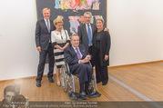 10 Jahre Sammlung Batliner - Albertina - Di 17.10.2017 - Heinz und Margit FISCHER, Klaus Albrecht SCHR�DER, Herbert und 21