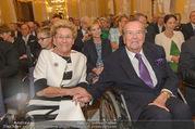 10 Jahre Sammlung Batliner - Albertina - Di 17.10.2017 - Herbert und Rita BATLINER26