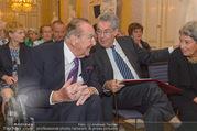 10 Jahre Sammlung Batliner - Albertina - Di 17.10.2017 - Herbert BATLINER, Heinz FISCHER28