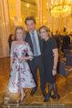 10 Jahre Sammlung Batliner - Albertina - Di 17.10.2017 - Elisabeth G�RTLER mit Tochter Ali, Matthias WINKLER72