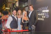 Opening - Club Schwarzberg - Do 19.10.2017 - Philipp PRACSER, Mario MINAR mit Ehefrauen8