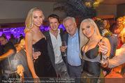 Opening - Club Schwarzberg - Do 19.10.2017 - Wolfgang FELLNER, Nadine FRIEDRICH, Dorina und Mario MINAR105