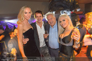 Opening - Club Schwarzberg - Do 19.10.2017 - Wolfgang FELLNER, Nadine FRIEDRICH, Dorina und Mario MINAR106