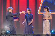 Ronald McDonald Kinderhilfegala - Messe Wien - Fr 20.10.2017 - Thommy TEN, Amelie VAN TASS (The Clairvoyants) (B�hnenfoto)246