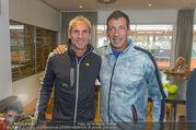 RADO ProAm Promi Tennis Turnier - Colony Club - So 22.10.2017 - Michael KONSEL, Viktor GERNOT3