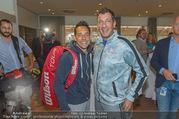 RADO ProAm Promi Tennis Turnier - Colony Club - So 22.10.2017 - Tricky NIKI, Viktor GERNOT6