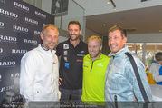RADO ProAm Promi Tennis Turnier - Colony Club - So 22.10.2017 - Thomas MUSTER, Clemens DOPPLER, Stefan KOUBEK, Viktor GERNOT9
