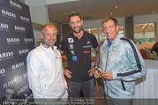 RADO ProAm Promi Tennis Turnier - Colony Club - So 22.10.2017 - Thomas MUSTER, Clemens DOPPLER, Viktor GERNOT10