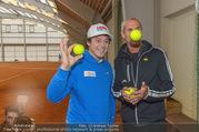 RADO ProAm Promi Tennis Turnier - Colony Club - So 22.10.2017 - Rainer SCH�NFELDER, Michael KONSEL18