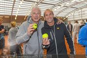 RADO ProAm Promi Tennis Turnier - Colony Club - So 22.10.2017 - Toni POLSTER, Michael KONSEL19