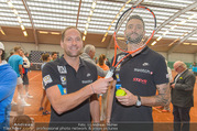 RADO ProAm Promi Tennis Turnier - Colony Club - So 22.10.2017 - Alexander HORST, Clemens DOPPLER21