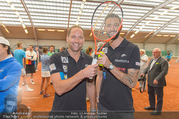 RADO ProAm Promi Tennis Turnier - Colony Club - So 22.10.2017 - Alexander HORST, Clemens DOPPLER22