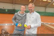 RADO ProAm Promi Tennis Turnier - Colony Club - So 22.10.2017 - Philipp KOHLSCHREIBER, Thomas MUSTER24