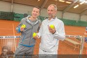 RADO ProAm Promi Tennis Turnier - Colony Club - So 22.10.2017 - Philipp KOHLSCHREIBER, Thomas MUSTER25