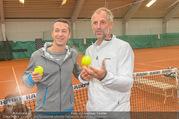 RADO ProAm Promi Tennis Turnier - Colony Club - So 22.10.2017 - Philipp KOHLSCHREIBER, Thomas MUSTER26