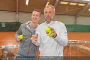 RADO ProAm Promi Tennis Turnier - Colony Club - So 22.10.2017 - Philipp KOHLSCHREIBER, Thomas MUSTER28