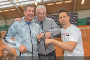 RADO ProAm Promi Tennis Turnier - Colony Club - So 22.10.2017 - Viktor GERNOT, Toni POLSTER, Tricky NIKI29
