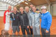 RADO ProAm Promi Tennis Turnier - Colony Club - So 22.10.2017 - Nik BERGER, Alex HORST, Michael KONSEL, Toni POLSTER, Clemens DO33