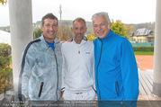 RADO ProAm Promi Tennis Turnier - Colony Club - So 22.10.2017 - Toni POLSTER, Thomas MUSTER, Viktor GERNOT44