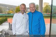 RADO ProAm Promi Tennis Turnier - Colony Club - So 22.10.2017 - Toni POLSTER, Thomas MUSTER45
