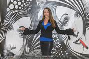 Brigitte Just Ausstellungseröffnung - Raiffeisenbank Stockerau - Di 24.10.2017 - Brigitte JUST6