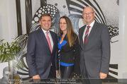 Brigitte Just Ausstellungseröffnung - Raiffeisenbank Stockerau - Di 24.10.2017 - 8