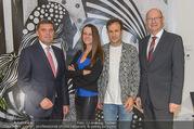 Brigitte Just Ausstellungseröffnung - Raiffeisenbank Stockerau - Di 24.10.2017 - 10