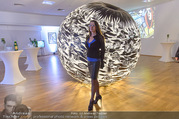 Brigitte Just Ausstellungseröffnung - Raiffeisenbank Stockerau - Di 24.10.2017 - Brigitte JUST17
