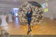 Brigitte Just Ausstellungseröffnung - Raiffeisenbank Stockerau - Di 24.10.2017 - Brigitte JUST18