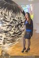 Brigitte Just Ausstellungseröffnung - Raiffeisenbank Stockerau - Di 24.10.2017 - Brigitte JUST19