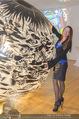 Brigitte Just Ausstellungseröffnung - Raiffeisenbank Stockerau - Di 24.10.2017 - Brigitte JUST20