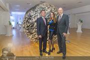Brigitte Just Ausstellungseröffnung - Raiffeisenbank Stockerau - Di 24.10.2017 - 27